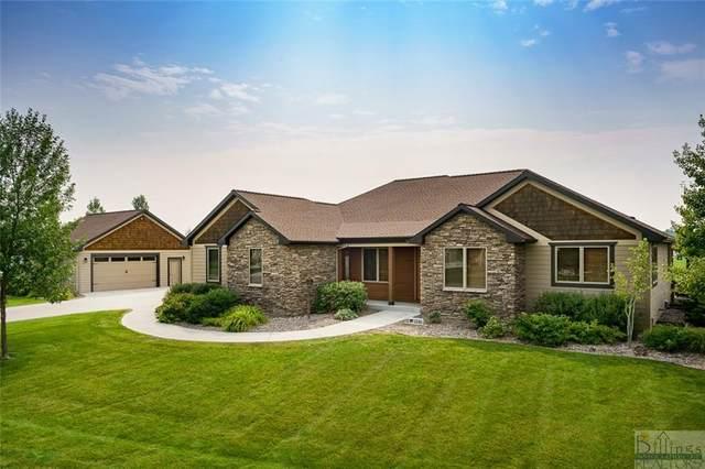 5330 Blue Heron Dr, Billings, MT 59106 (MLS #316743) :: Search Billings Real Estate Group