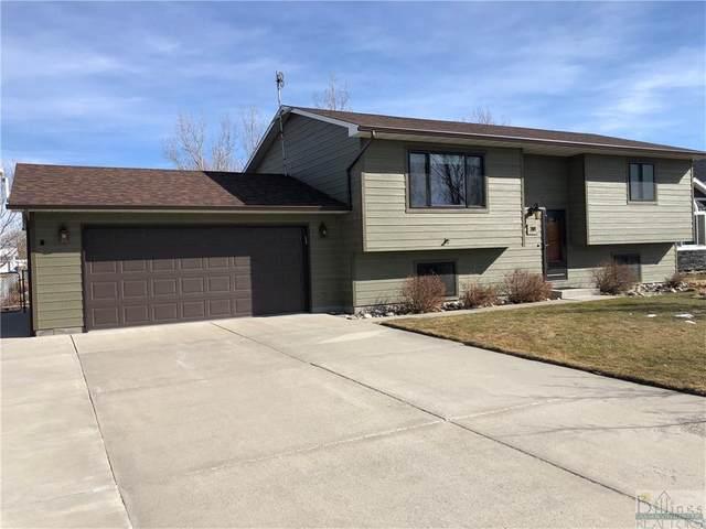 2485 Trask Circle, Worden, MT 59088 (MLS #316744) :: Search Billings Real Estate Group