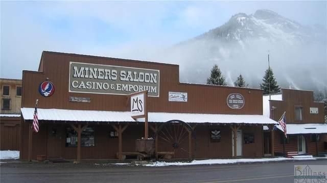 108 Main Street E, Cooke City, MT 59020 (MLS #316745) :: Search Billings Real Estate Group