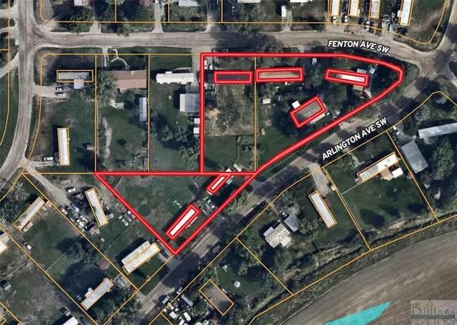 1130 Arlington Avenue Sw, Billings, MT 59101 (MLS #316748) :: Search Billings Real Estate Group