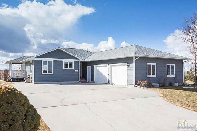 6514 S 12th Street, Huntley, MT 59037 (MLS #316750) :: Search Billings Real Estate Group