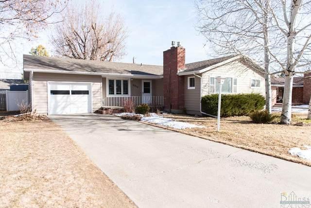 2213 Meadowood Street, Billings, MT 59102 (MLS #316755) :: Search Billings Real Estate Group
