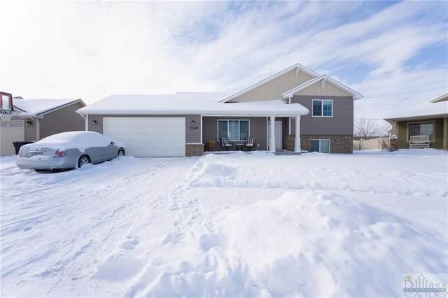1720 Castlestone Sq, Billings, MT 59106 (MLS #316767) :: Search Billings Real Estate Group