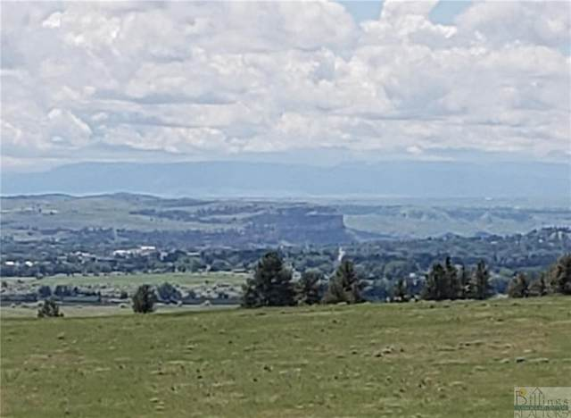 TBD Sage Rock Bk 1 Lot 4 Trail, Billings, MT 59105 (MLS #316768) :: MK Realty