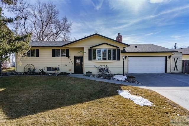 832 Kale Drive, Billings, MT 59105 (MLS #316770) :: Search Billings Real Estate Group