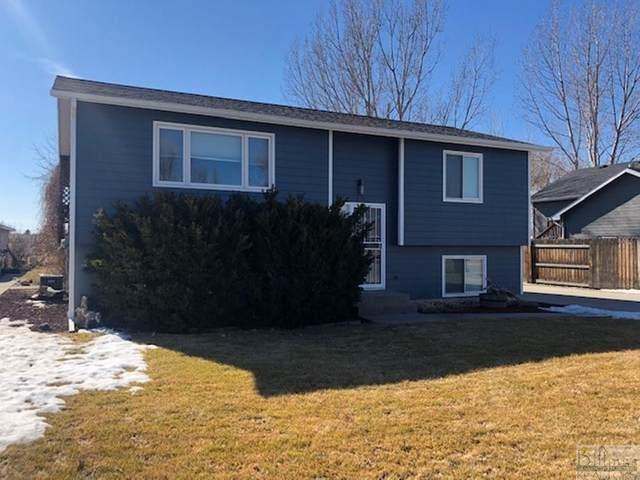 816 Caroline Street, Billings, MT 59105 (MLS #316784) :: Search Billings Real Estate Group