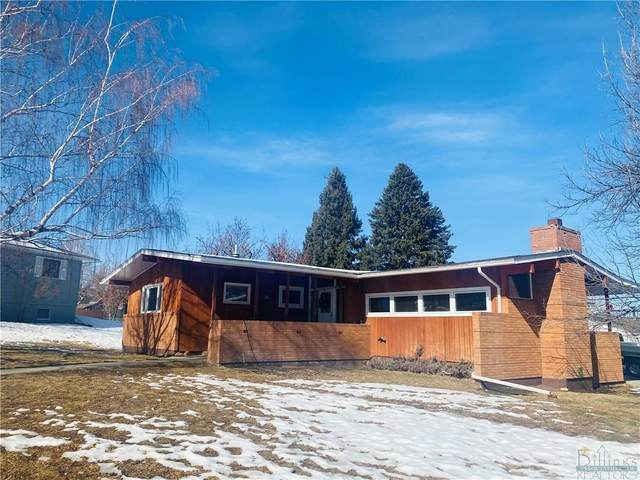 204 Agate Drive, Lewistown, MT 59457 (MLS #316785) :: Search Billings Real Estate Group