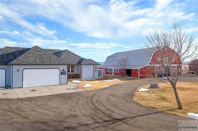 5050 Lewie's Way, Shepherd, MT 59079 (MLS #316786) :: The Ashley Delp Team
