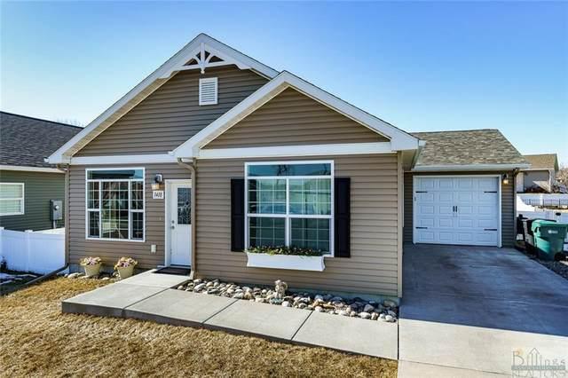 1418 Twin Oaks, Billings, MT 59105 (MLS #316788) :: Search Billings Real Estate Group