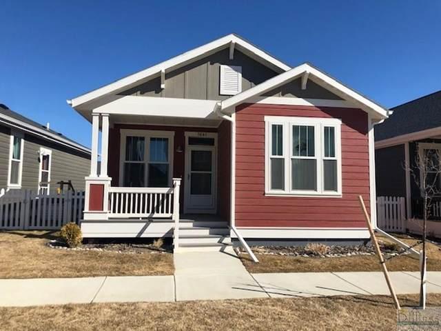 1641 Walter Creek, Billings, MT 59101 (MLS #316789) :: Search Billings Real Estate Group