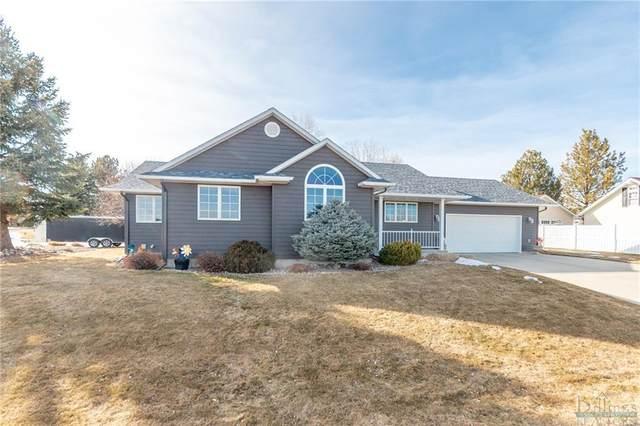 2404 Interlachen Drive, Billings, MT 59105 (MLS #316798) :: Search Billings Real Estate Group