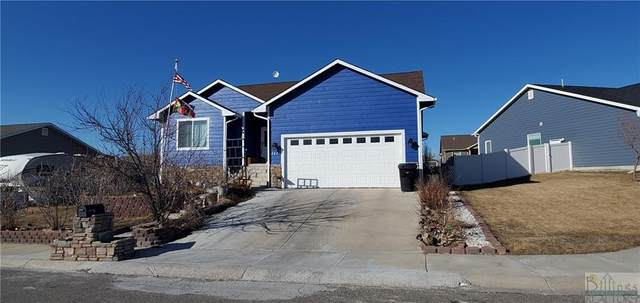 241 Rene Pl, Billings, MT 59105 (MLS #316799) :: Search Billings Real Estate Group