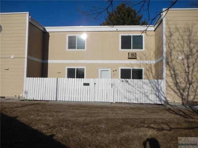 1616 Roadrunner Place, Billings, MT 59102 (MLS #316809) :: Search Billings Real Estate Group