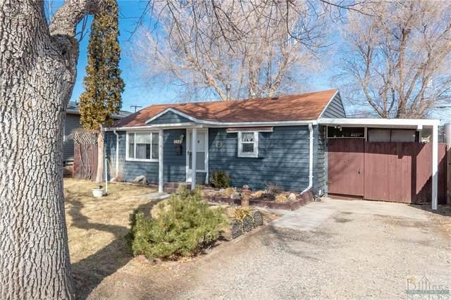 1025 Cook Ave, Billings, MT 59102 (MLS #316810) :: MK Realty