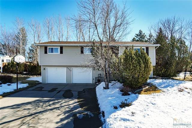 2443 Brook Hollow Drive, Billings, MT 59105 (MLS #316812) :: Search Billings Real Estate Group