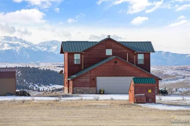 56 Arrowhead Ridge, Columbus, MT 59019 (MLS #316824) :: Search Billings Real Estate Group