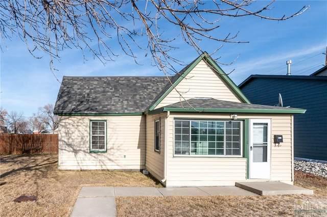 417 S 26th Street, Billings, MT 59101 (MLS #316825) :: Search Billings Real Estate Group