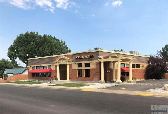 325 N 9th, Forsyth, MT 59347 (MLS #316827) :: Search Billings Real Estate Group