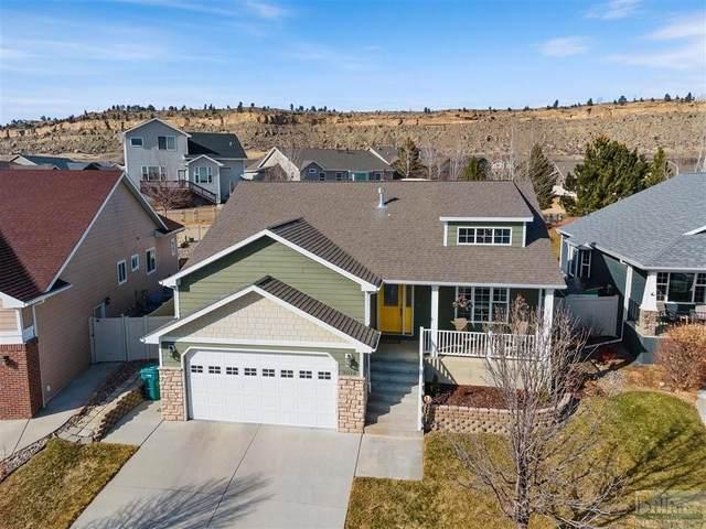 3018 E Copper Ridge Loop, Billings, MT 59106 (MLS #316830) :: Search Billings Real Estate Group