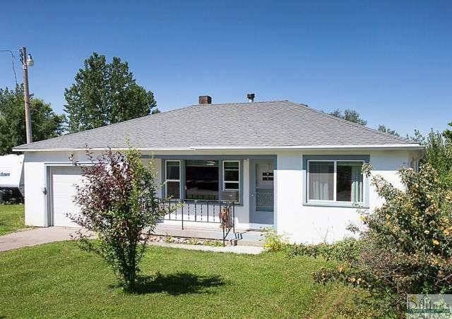 2814 S 35th Rd, Pompeys Pillar, MT 59064 (MLS #316831) :: Search Billings Real Estate Group