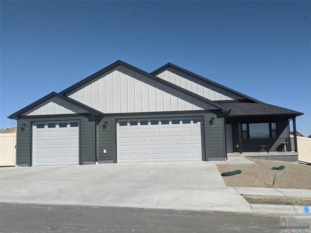 2426 Bonito Loop, Billings, MT 59105 (MLS #316837) :: MK Realty