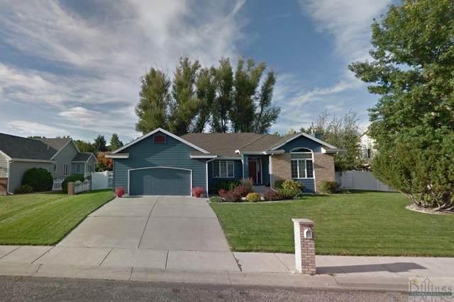 3045 Avenue D, Billings, MT 59102 (MLS #316839) :: Search Billings Real Estate Group