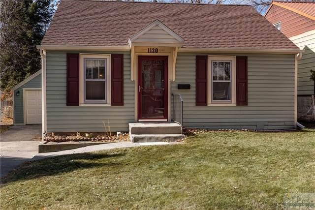 1120 N. 24th Street, Billings, MT 59101 (MLS #316901) :: MK Realty