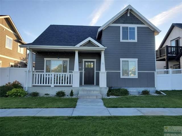 1740 Front Street, Billings, MT 59101 (MLS #316917) :: Search Billings Real Estate Group
