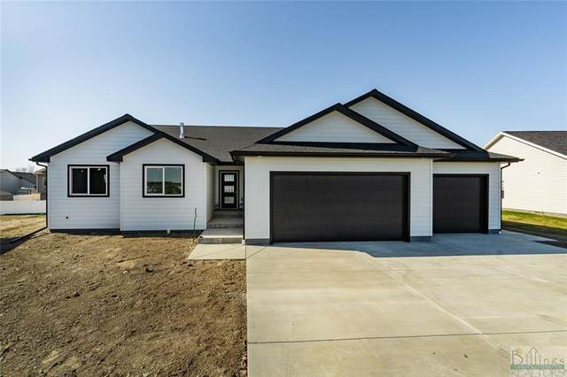7014 Shiny Penny Way, Billings, MT 59106 (MLS #316956) :: MK Realty