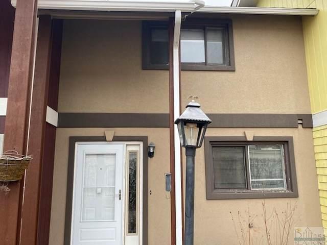 1540 Yellowstone Avenue, Billings, MT 59102 (MLS #316960) :: MK Realty