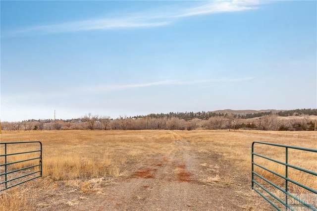 0000 Blue Creek Road, Billings, MT 59101 (MLS #316963) :: MK Realty