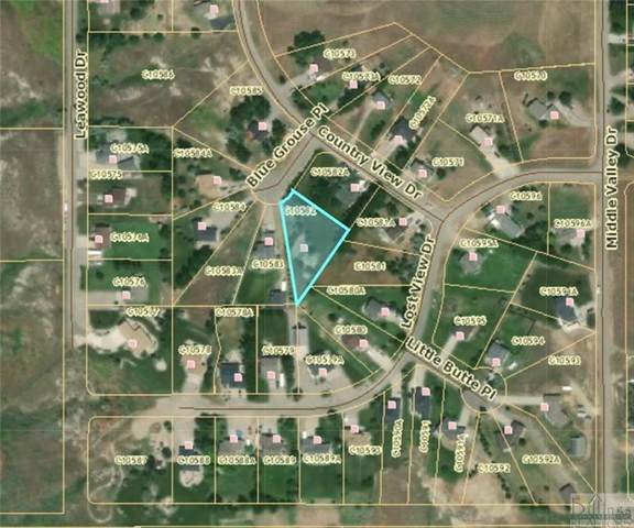 TBD Blue Grouse Place, Billings, MT 59105 (MLS #316976) :: The Ashley Delp Team