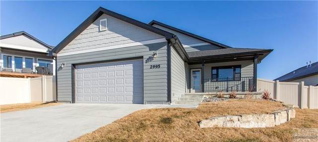 3137 W 70th Street W, Billings, MT 59106 (MLS #316983) :: MK Realty