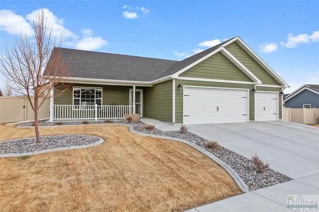2985 W Copper Ridge Loop, Billings, MT 59106 (MLS #316996) :: MK Realty