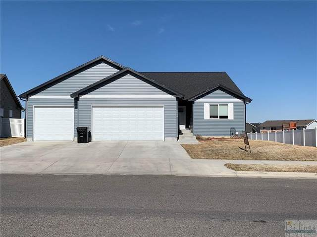 1546 Topanga, Billings, MT 59105 (MLS #317024) :: MK Realty
