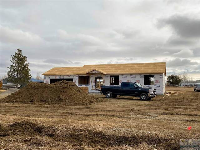 6223 Dawson Drive, Billings, MT 59105 (MLS #317026) :: The Ashley Delp Team