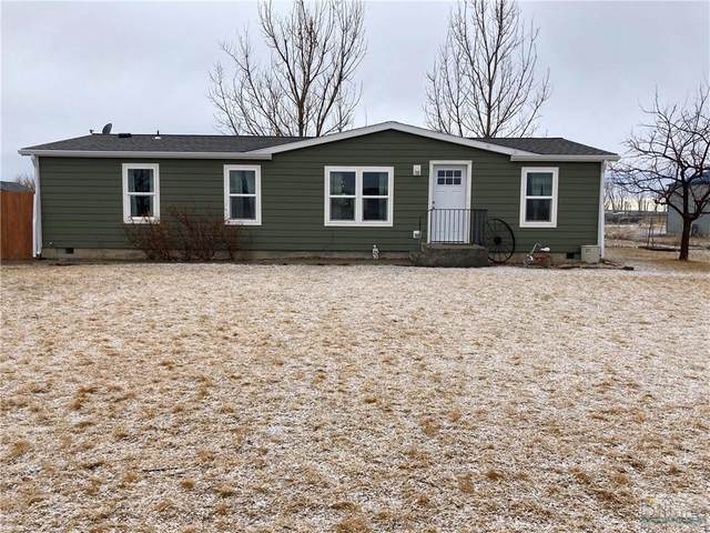 6250 Horsethief Lane, Shepherd, MT 59079 (MLS #317047) :: The Ashley Delp Team