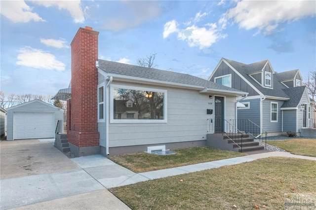1438 Avenue E, Billings, MT 59102 (MLS #317053) :: MK Realty