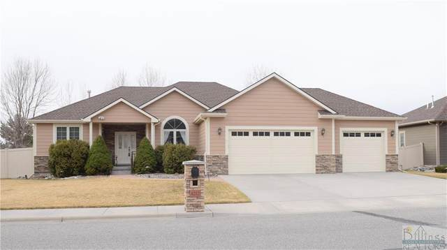 4212 Waterford, Billings, MT 59106 (MLS #317064) :: MK Realty
