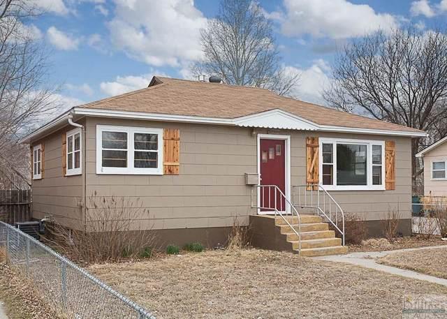 4502 Ryan Avenue, Billings, MT 59101 (MLS #317089) :: MK Realty