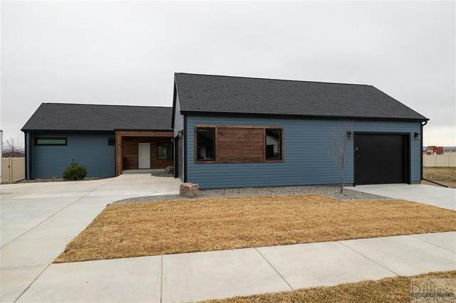 4626 Silver Creek Trail, Billings, MT 59106 (MLS #317091) :: MK Realty