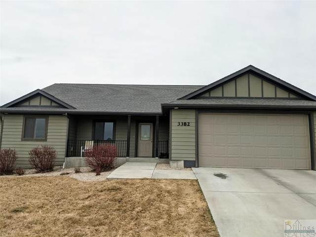 3382 Lucky Penny Lane, Billings, MT 59106 (MLS #317094) :: MK Realty