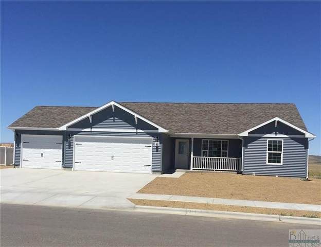 2412 Bonito Loop, Billings, MT 59105 (MLS #317110) :: The Ashley Delp Team