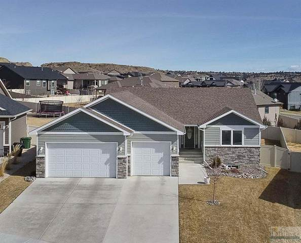 3045 Western Bluffs Blvd, Billings, MT 59106 (MLS #317130) :: MK Realty