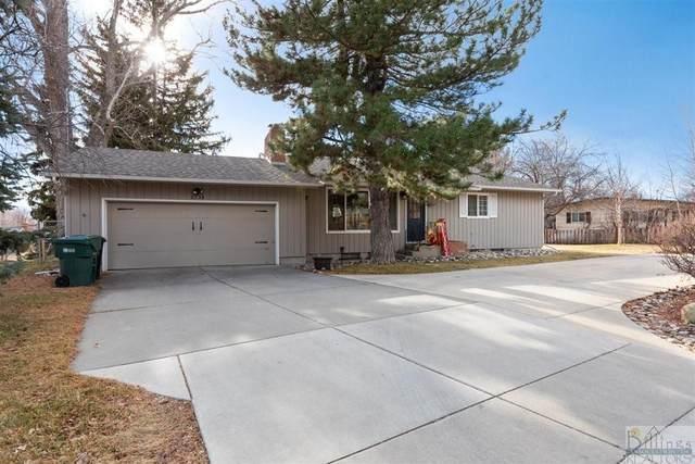 2734 Rimrock Rd, Billings, MT 59102 (MLS #317133) :: MK Realty