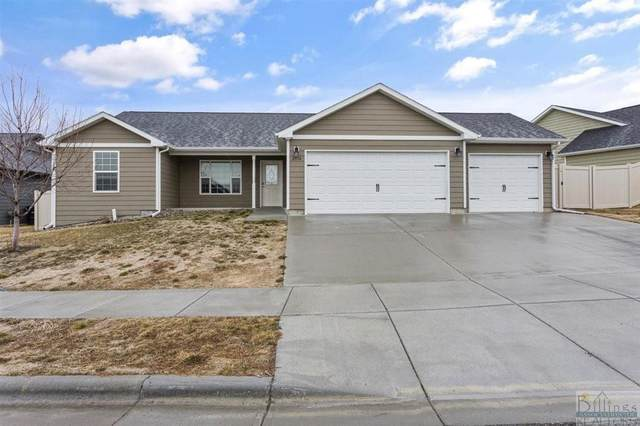 2974 West Copper Ridge Loop, Billings, MT 59106 (MLS #317135) :: MK Realty