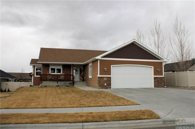 3150 E Copper Ridge Loop, Billings, MT 59106 (MLS #317160) :: MK Realty