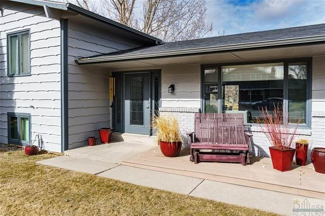 149 Glenhaven Drive, Billings, MT 59105 (MLS #317169) :: The Ashley Delp Team
