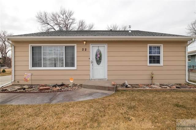 22 Marshall Drive, Billings, MT 59101 (MLS #317177) :: Search Billings Real Estate Group