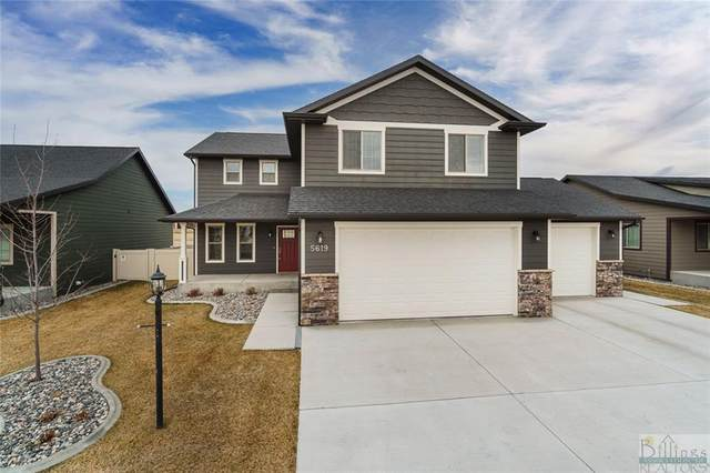 5619 Mountain Front Ave, Billings, MT 59106 (MLS #317184) :: The Ashley Delp Team